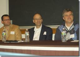 Lehigh MBA mentoring panel